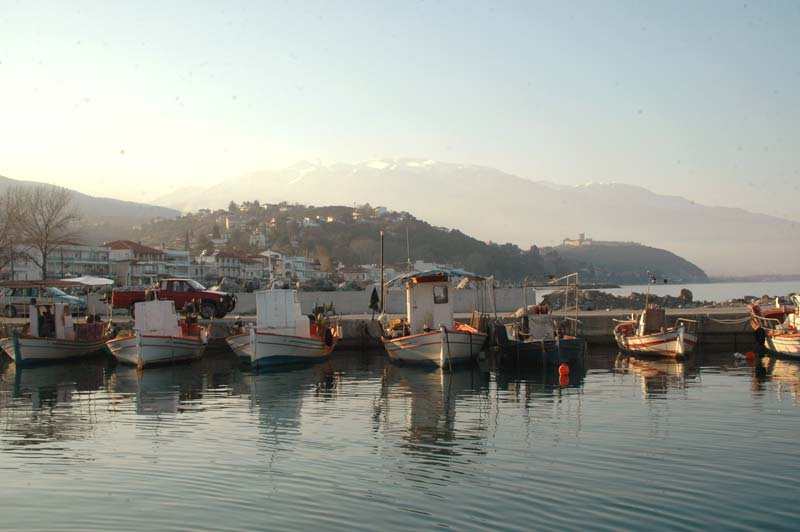 Platamon Port