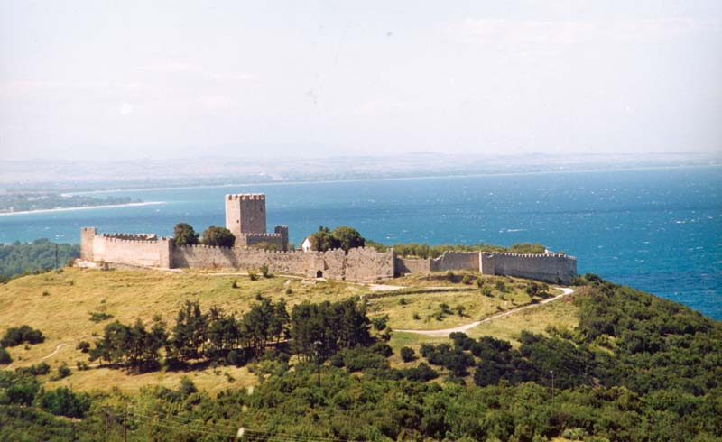 Platamon Castle photo 2